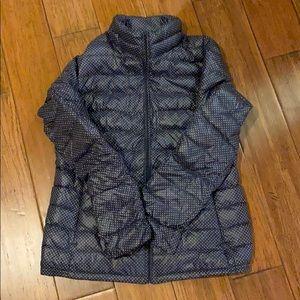 Packable Uniqlo winter jacket